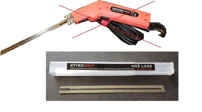 Nóż L250 2