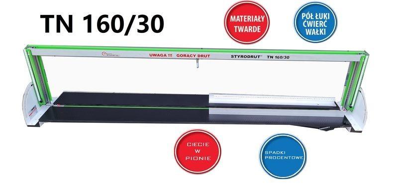 Maszyny do cięcia styropianu TN 160/30 11