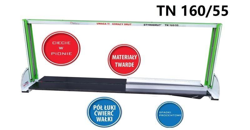 Przycinarka do styropianu TN 160/55